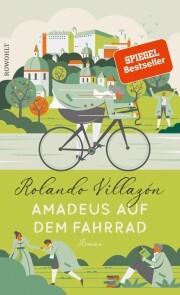 Amadeus auf dem Fahrrad - Cover