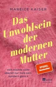 Das Unwohlsein der modernen Mutter - Cover