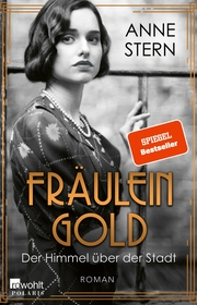Fräulein Gold: Der Himmel über der Stadt - Cover