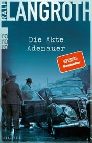 Die Akte Adenauer - Cover