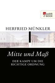 Mitte und Maß - Cover