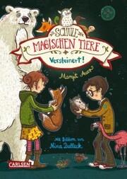 Die Schule der magischen Tiere 9: Versteinert! - Cover