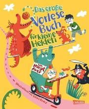 Das große Vorlesebuch für kleine Helden von Margit Auer - Cover