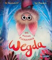 Die kleine Fledermaus Wegda - Cover