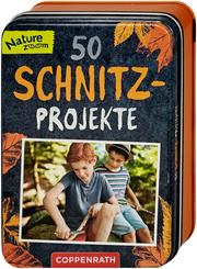 50 Schnitz-Projekte - Cover