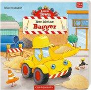 Little Town: Der kleine Bagger