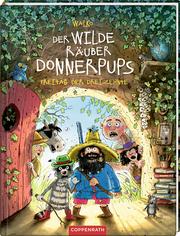 Der wilde Räuber Donnerpups - Freitag der Dreizehnte - Cover