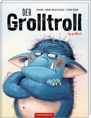 Der Grolltroll - Cover