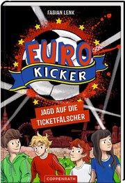 Die Euro-Kicker 1 - Jagd auf die Ticketfälscher - Cover