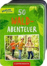 50 Wald-Abenteuer - Cover