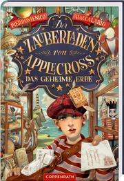 Der Zauberladen von Applecross 1 - Cover