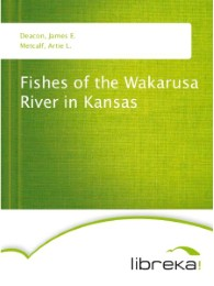 Fishes of the Wakarusa River in Kansas - Cover