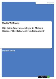 Die Erica-America-Analogie in Mohsin Hamids 'The Reluctant Fundamentalist'