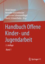 Handbuch Offene Kinder- und Jugendarbeit - Cover