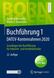 Buchführung 1 DATEV-Kontenrahmen 2020 - Cover