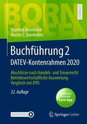 Buchführung 2 DATEV-Kontenrahmen 2020 - Cover
