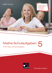 Mathe.Training/mathe.delta - Bayern - Cover