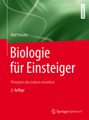 Biologie für Einsteiger - Cover