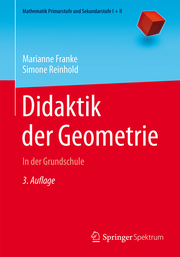 Didaktik der Geometrie - Cover