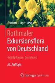 Rothmaler - Exkursionsflora von Deutschland - Cover