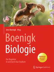 Boenigk, Biologie - Cover