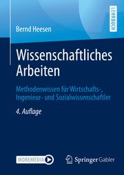 Wissenschaftliches Arbeiten - Cover