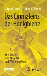 Das Einmaleins der Honigbiene - Cover