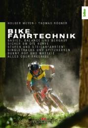 Bike Fahrtechnik - Cover
