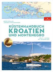 Küstenhandbuch Kroatien und Montenegro - Cover