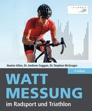 Wattmessung im Radsport und Triathlon - Cover