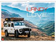Landy Love 2022 - Cover