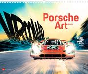 Porsche Art 2022 - Cover