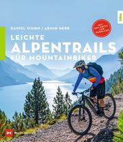 Leichte Alpentrails für Mountainbiker - Cover