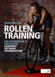 Rollentraining für Radsportler & Triathleten - Cover