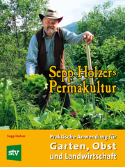 Sepp Holzers Permakultur - Cover