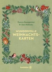 Wundervolle Weihnachtskarten