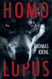 Homo Lupus - Cover