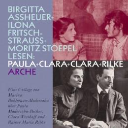 Paula + Clara + Clara + Rilke