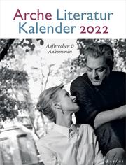 Arche Literatur Kalender 2022 - Cover