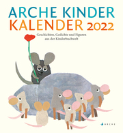 Arche Kinder Kalender 2022 - Cover