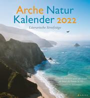 Arche Natur Kalender 2022 - Cover