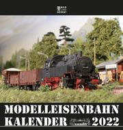 Modelleisenbahnkalender 2022 - Cover