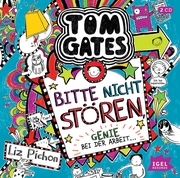 Tom Gates. Bitte nicht stören, Genie bei der Arbeit