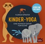 Kinder-Yoga- Eine Mitmach-Safari für Kleine