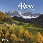 Alpen 2022 - Cover
