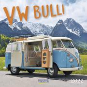 VW Bulli 2022 - Cover