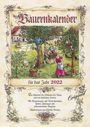 Bauernkalender 2022 - Cover