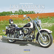 Dreambikes 2022 - Cover