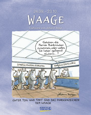 Waage 2022 - Cover