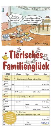 Tierisches Familienglück 2022 - Cover